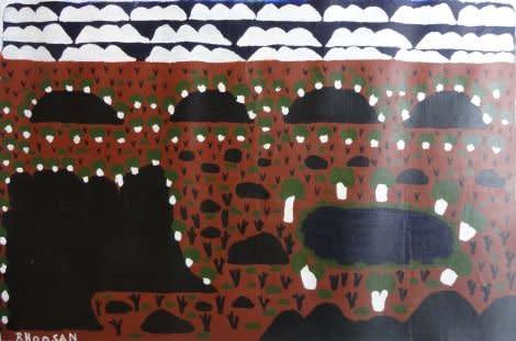 Reggie Hoosan, Untitled, 2011