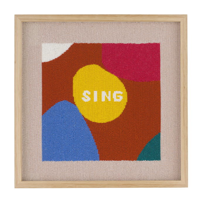 Rose Blake, Sing (Whenever A Pulse Beats), 2018