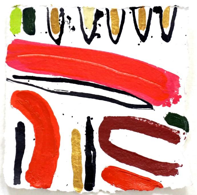 <div class=&#34;artist&#34;><strong>Barbara Macfarlane</strong></div><div class=&#34;title&#34;><em>Number 4</em>, 2015</div><div class=&#34;medium&#34;>ink and oil on hand-made paper</div><div class=&#34;dimensions&#34;>15 x 15 cm</div>