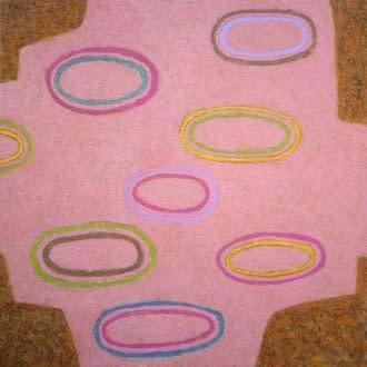 Abigail McLellan, Pink Pool, 2006