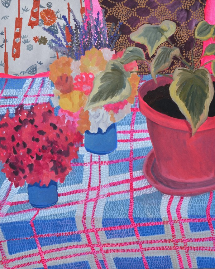 Anna Valdez, Flora and Patterns, 2014