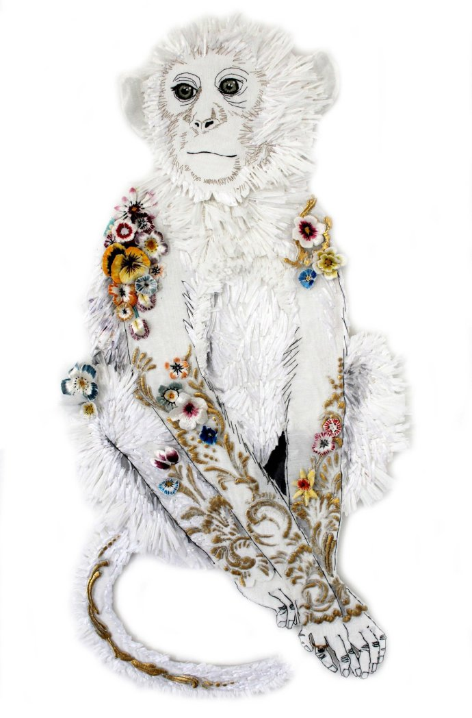 Karen Nicol, Monkey from Coalbrookdale, 2013
