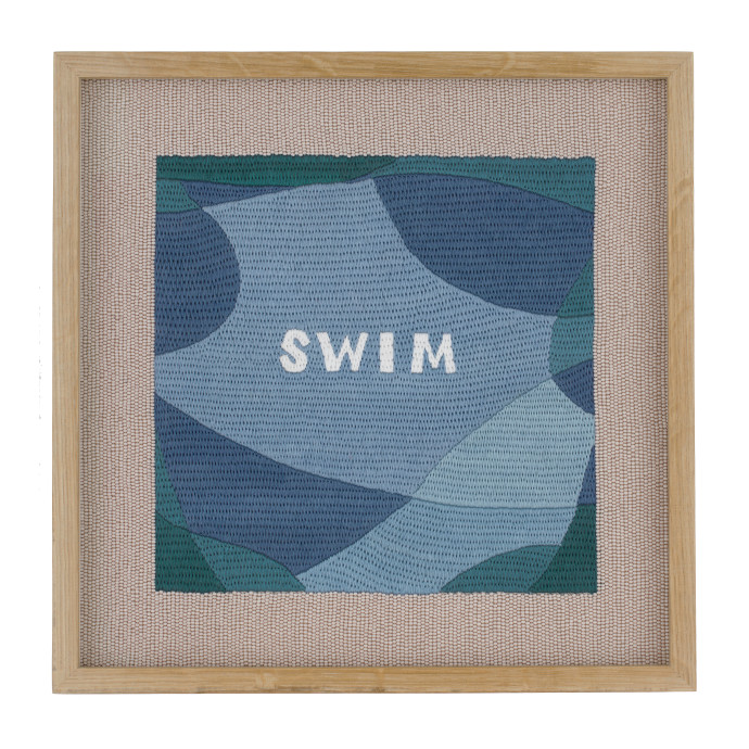 Rose Blake, Swim (Escape), 2018