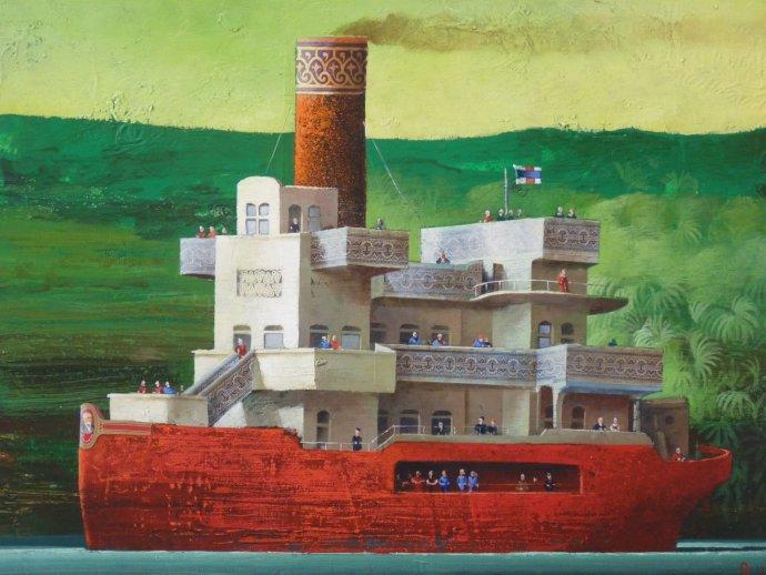 "Sylvain Lefebvre, ""Le Gibus"", 2013"