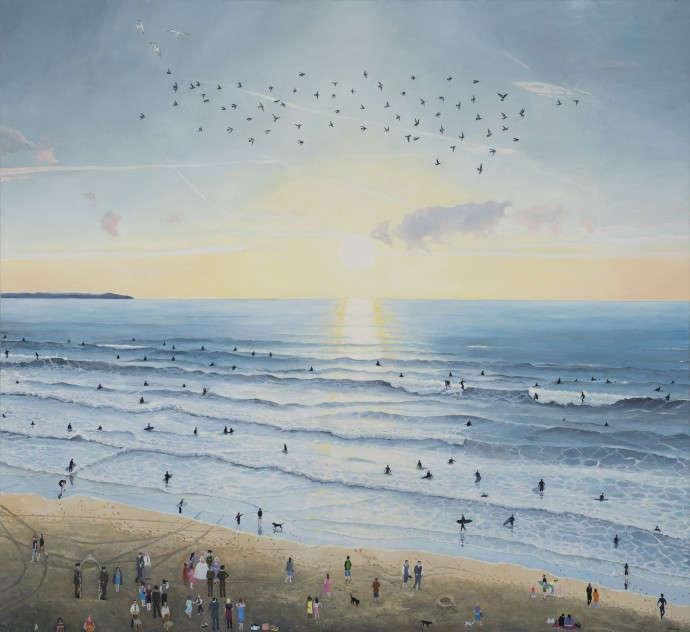 Emma Haworth, Last Day of Summer, 2014