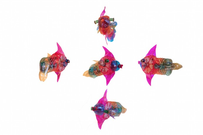 Edgardo Rodriguez, Fishes Family, 2014