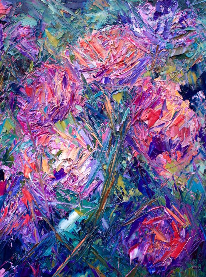 Holly Zandbergen, Summer Rose, 2019