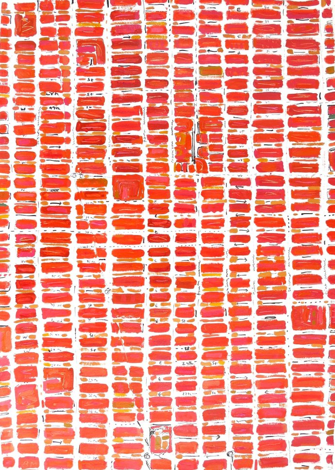 Barbara Macfarlane, Midtown Red, 2013