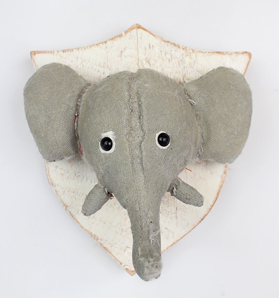 Ross Bonfanti, Elephant Head, 2016
