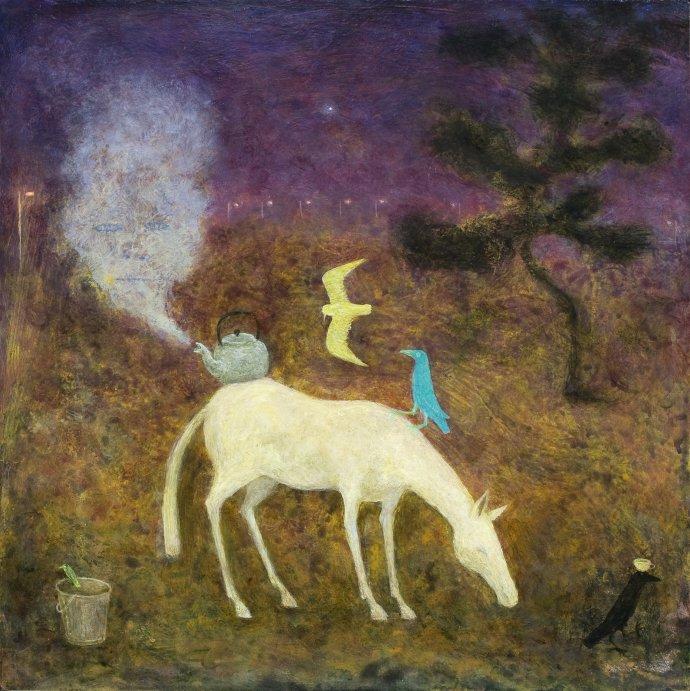 Alasdair Wallace, Haunted Kettle, 2012
