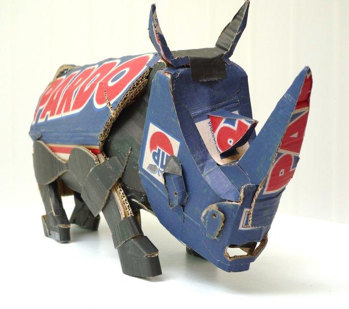 Andrew Mockett, Rhino, 2010