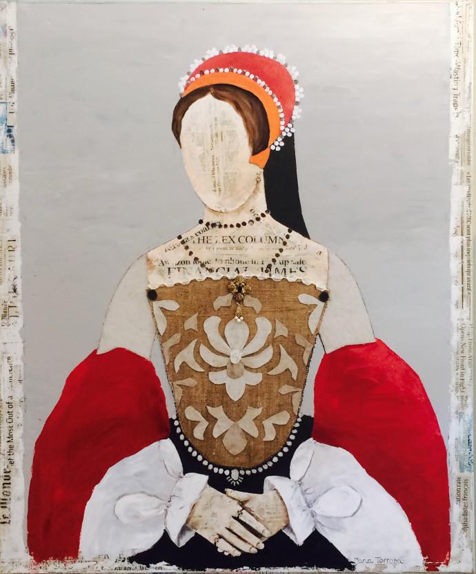 Maria Torroba, Queen Maria Tudor, 2017