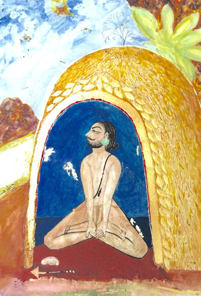 Katherine Virgils, Yogi Medium No. 26, 2016