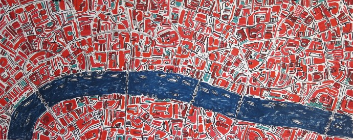 Barbara Macfarlane, Brilliant Red London, 2017