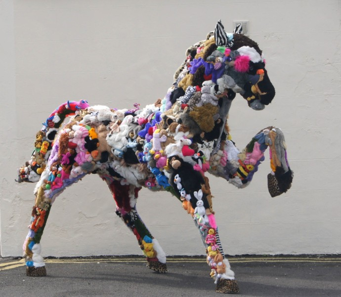 Robert Bradford, Soft Horse, 2014