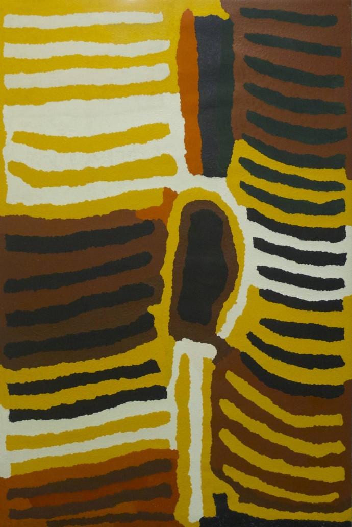 Lucy Yukenbarri, Puturba Rockhole, 1996