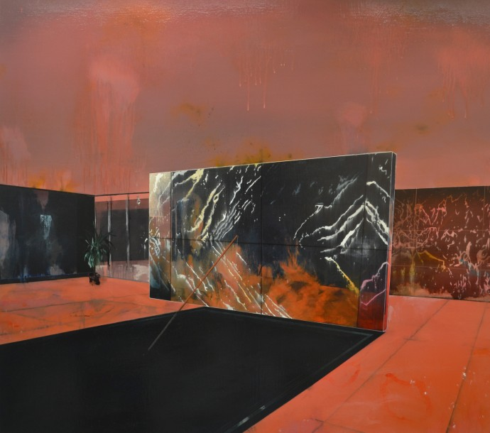 Laurence Jones, Showroom, 2015