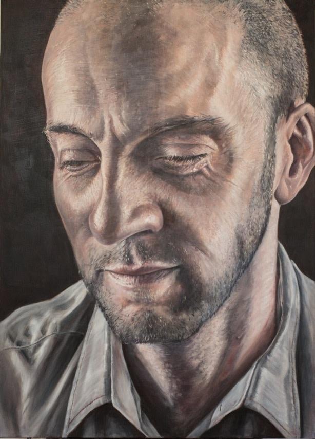 Derren Brown, Self Portrait, 2014