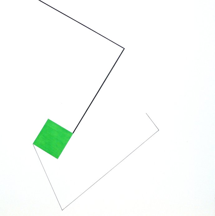 Willie Landels, Composition 00, 2013