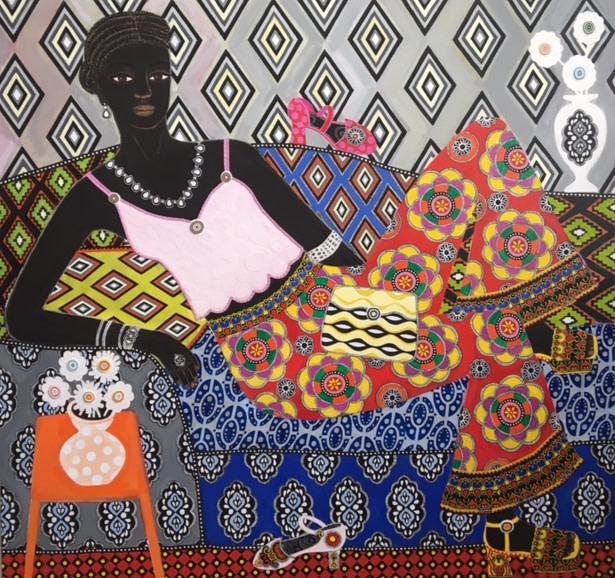 Carla Kranendonk, Ndeye, 2017