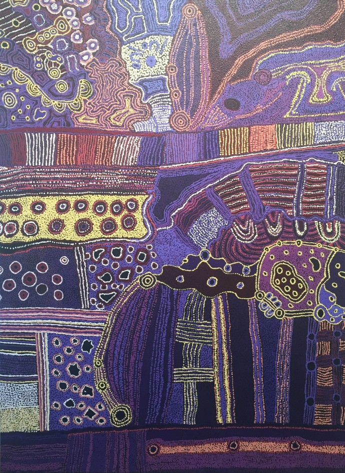 Woods Collaborative, Minyma Kutjara Tjukurpa, 2015