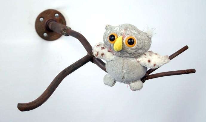 Ross Bonfanti, Owl, 2014
