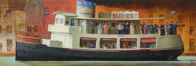 "Sylvain Lefebvre, The ""Sassolino"", 2013"