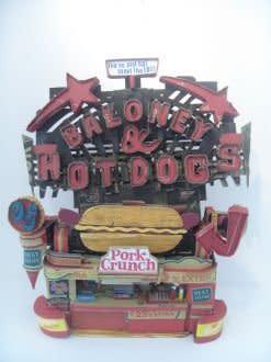 Andrew Mockett, Baloney and Hot Dogs, 2011