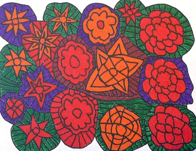 Jimmy Pike, Partiri — flowers