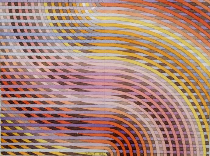 David Whitaker, Kohd No 10, 2000/2005