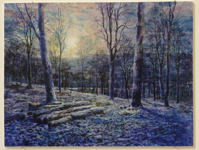 <div class=&#34;artist&#34;><strong>David Forster</strong></div><div class=&#34;title&#34;><em>When the moon illuminated the surrounding country (Lilithgow)</em>, 2014</div><div class=&#34;medium&#34;>acrylic on board</div><div class=&#34;dimensions&#34;>49.5 x 35.5 cm</div>