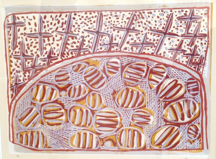 Gulumbu Yunupingu, Untitled