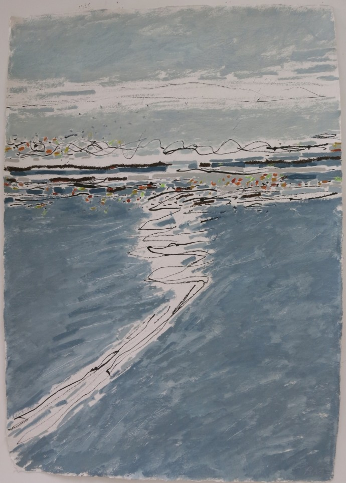 Barbara Macfarlane, Pebble Beach, 2014