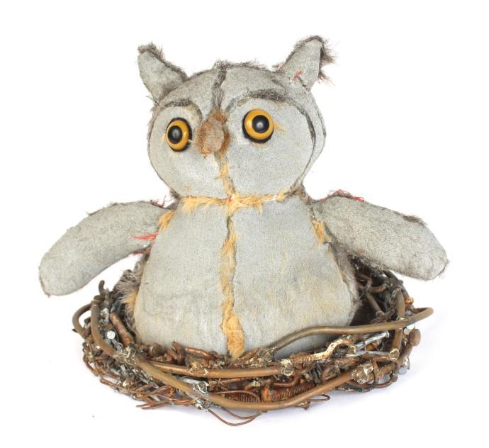 Ross Bonfanti, Owl Nest, 2015