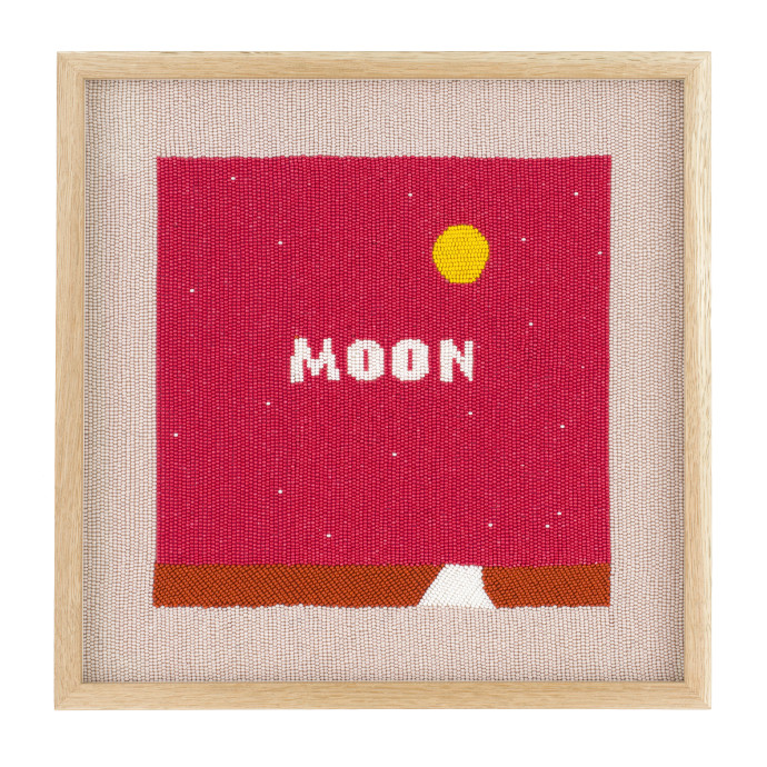 Rose Blake, Moon (Soft Stillness), 2018
