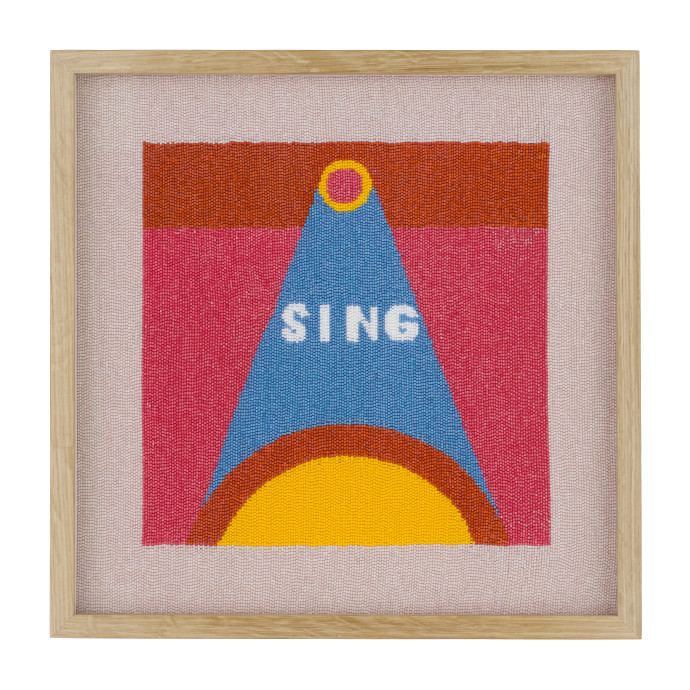 Rose Blake, Sing (Memory and Mind), 2018