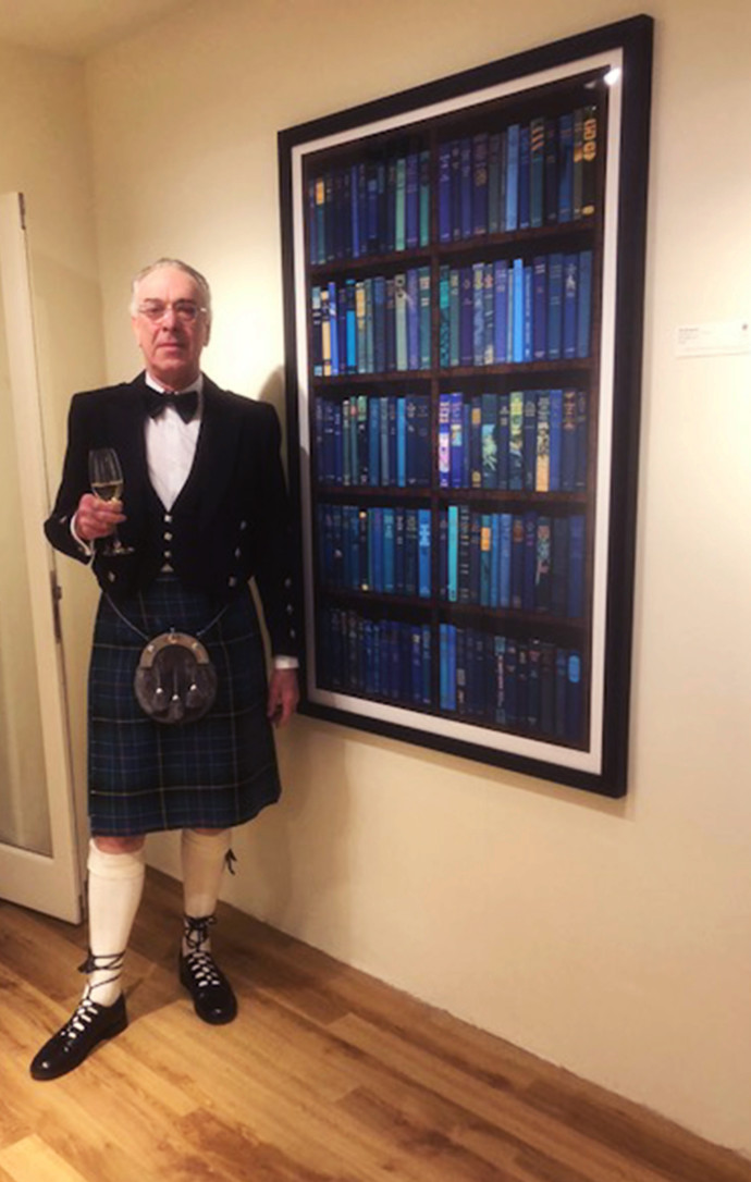 Phil Shaw, Phil Shaw at Skibo Castle