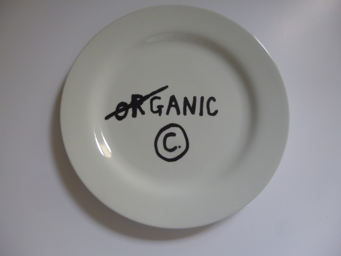 Stephen Anthony Davids, Organic, 2014