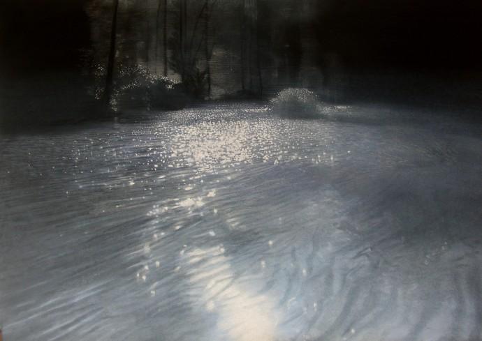 Sheila Clarkson, Water, 2016