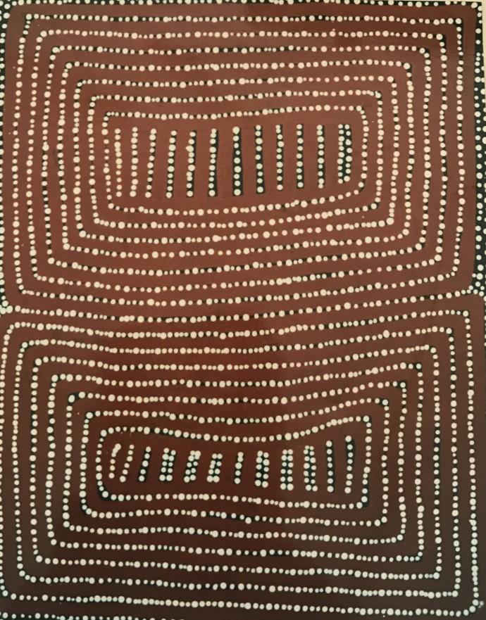 Warlimpirrnga Tjapaltjarri, Tingari Cycle , 1999