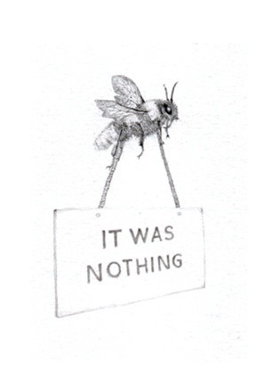 Jackie Case, Humble bee, 2014