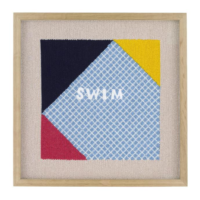 Rose Blake, Swim (Moving Through), 2018