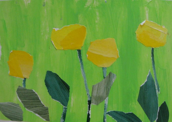 James Farrelly, Four Yellow Roses