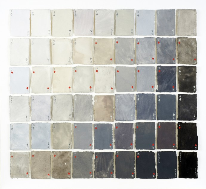 <p><b>Holly Frean,&#160;</b><i>54 Shades of Grey</i><span>, 2015,&#160;</span><span>gouache on paper,&#160;</span><span>48 7/8 x 44 7/8 in</span></p>