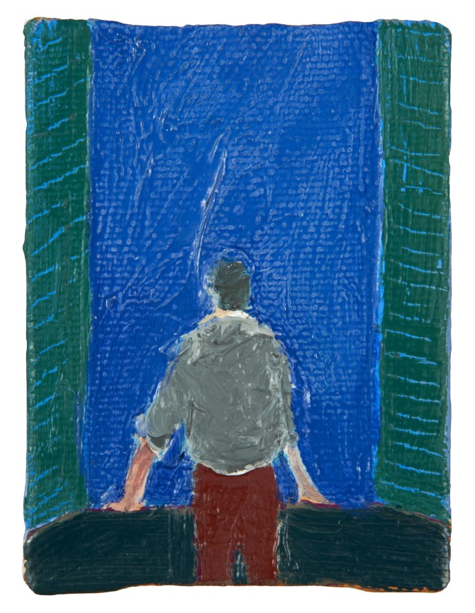 Holly Frean, Matisse Looks Out Of The Window, 2015