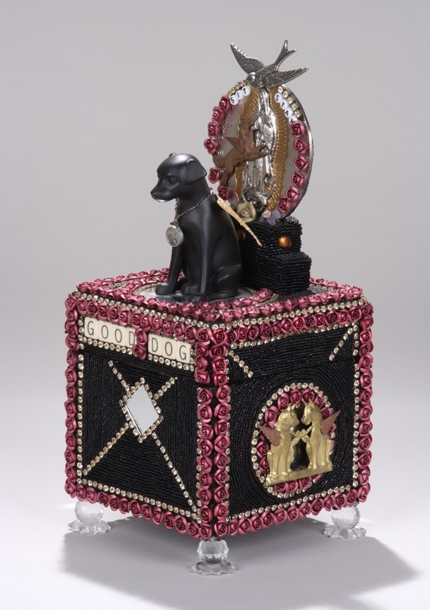 Nancy Josephson, Good Dog Cremation Urn, 2012-2013