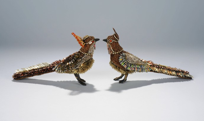 Nancy Josephson, Salt and Pepper Birds, 2015-2016