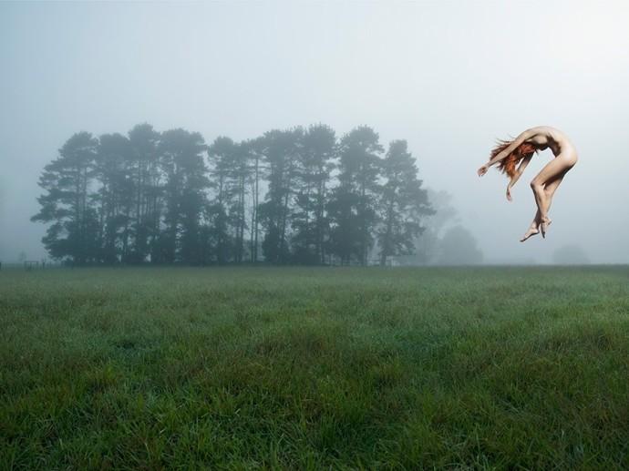 Toby Burrows, Fallen Mist, 2010, c-type on photographic paper, 86 x 113 cm