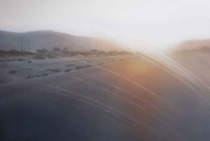 <p><strong>Esther Nienhuis,&#160;</strong><em>Saudade 29, </em>Oil on canvas,<em>&#160;</em>2012</p>