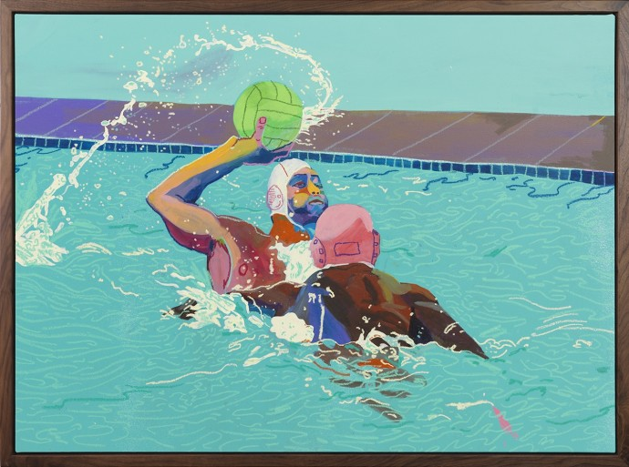 Andy Dixon, Water Polo, 2015